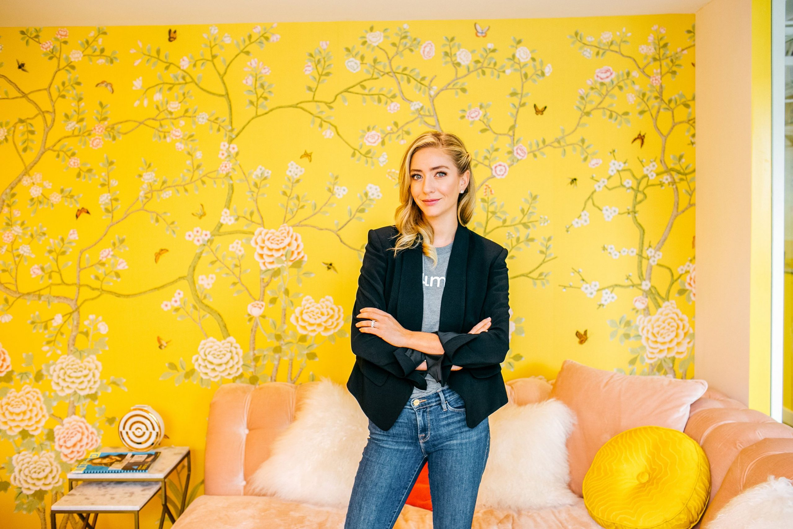 Founder & CEO Bumble, Whitney Wolfe Herd